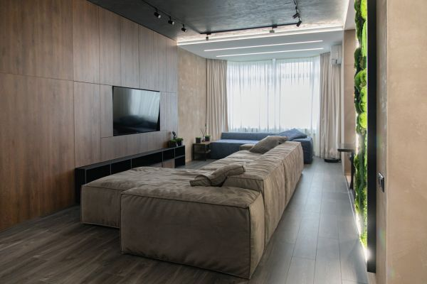 Фото - Реализация проекта трёхкомнатной квартиры