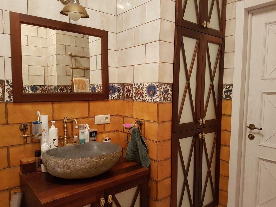 Фото - Ремонт трехкомнатной квартиры в провансе