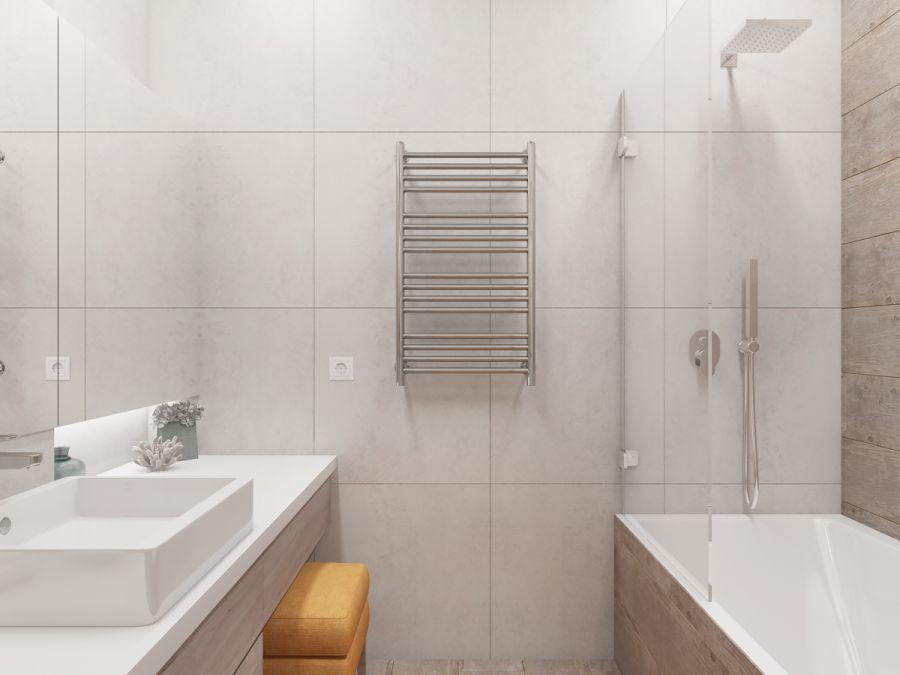 Фото - Компактная квартира в лофте