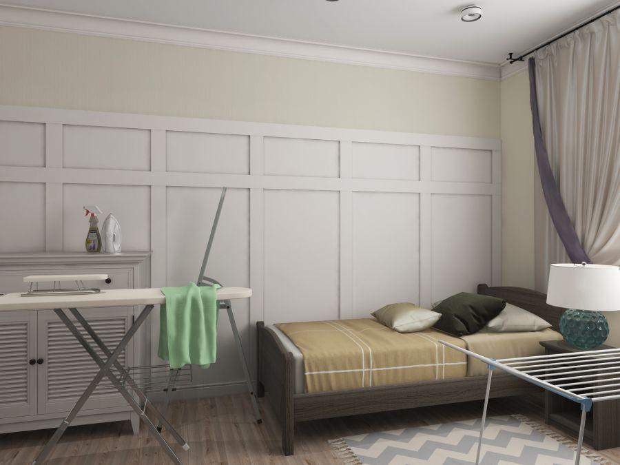 Фото - Двухуровневая квартира в светлых тонах