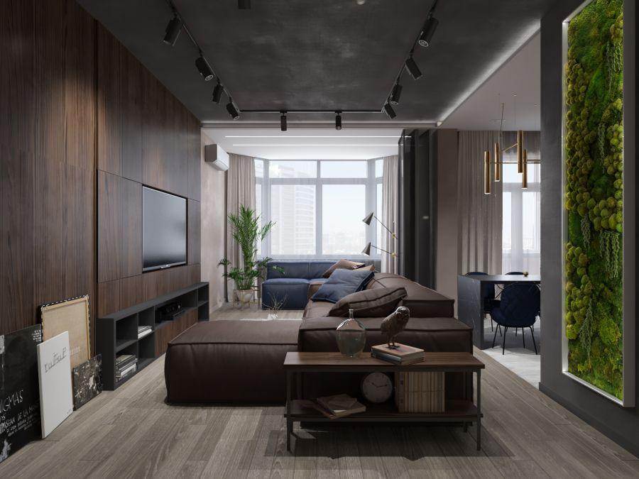 Фото - Дизайн квартиры для молодой пары