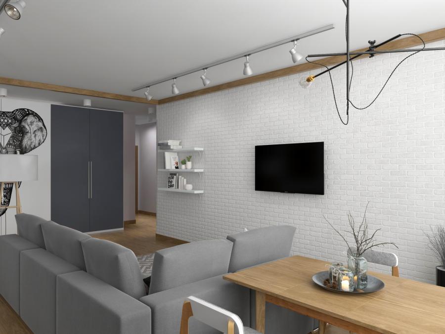 Фото - Современный дизайн квартиры