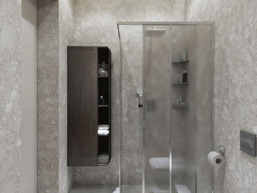 Фото - Дизайн трехкомнатной квартиры под Киевом