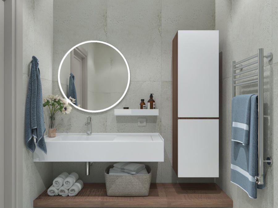 Фото - Дизайн двухкомнатной квартиры в провансе