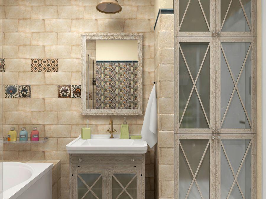 Фото - Дизайн квартиры в стиле прованс