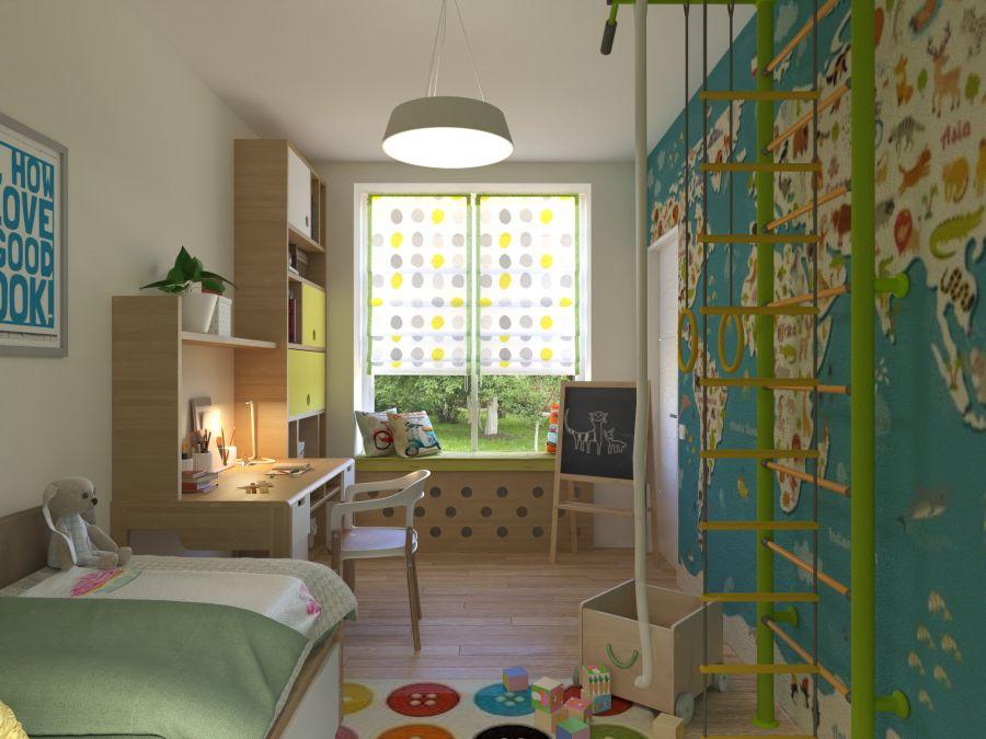 Фото - Загородный дом для семьи из четырех человек