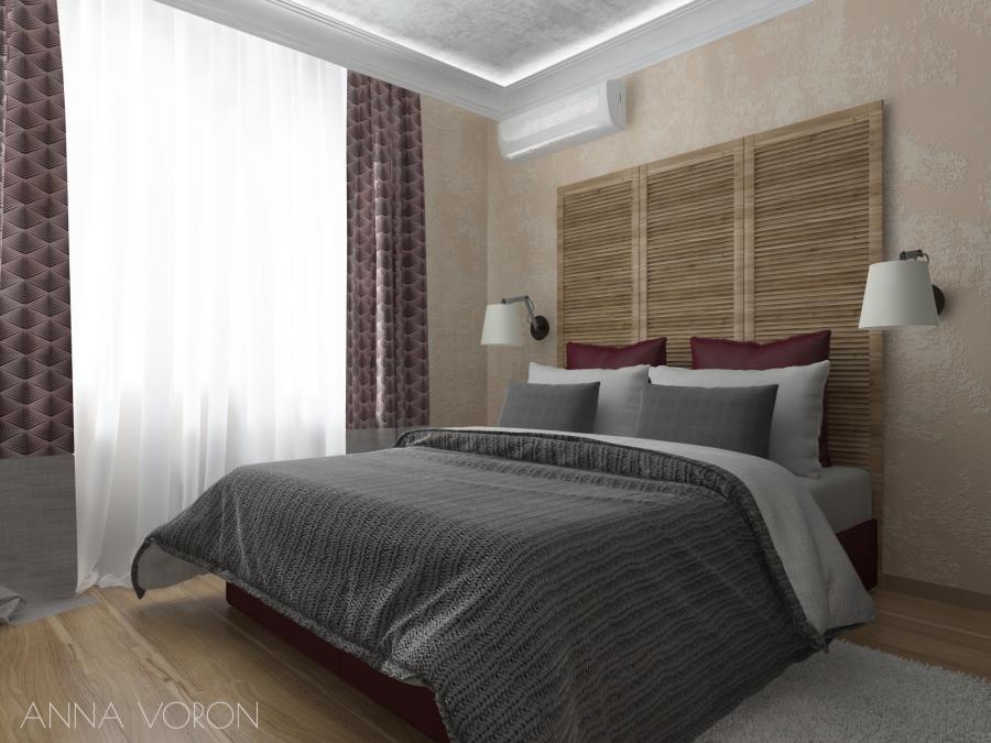 Фото - Двухкомнатная квартира в стиле шале
