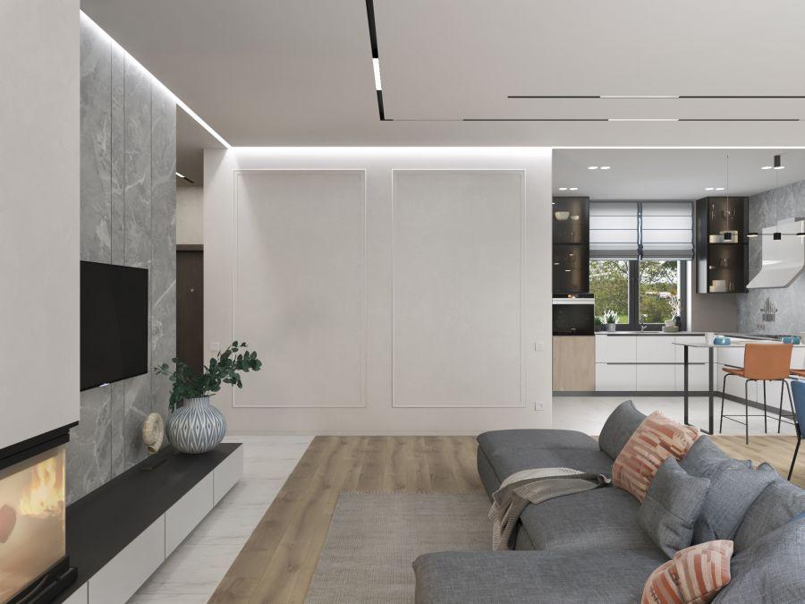 Фото - Дизайн загородного дома 2021